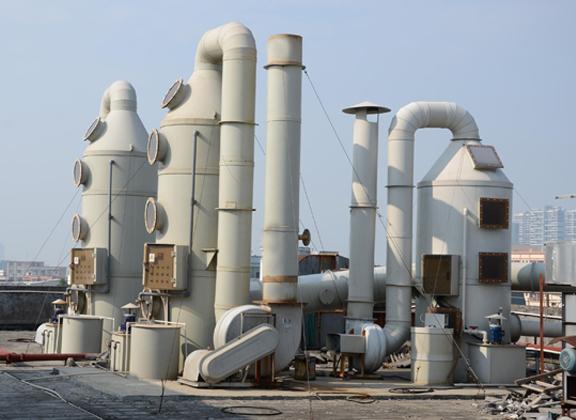 成都塑料行业废气治理