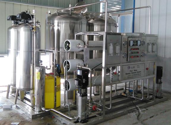 成都食品行业水处理