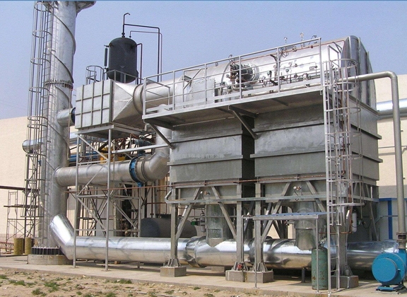 铸造行业废气治理
